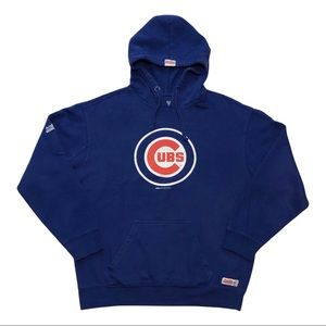 STITCHES CHICAGO CUBS HOODIE
